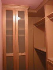 Natural Maple Wardrobe